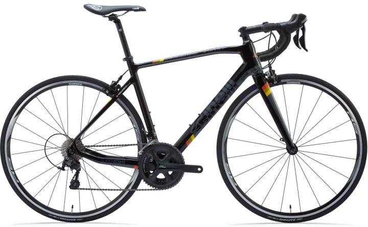 2017-cinelli-superstar-black-shimano-105-orange-yellow