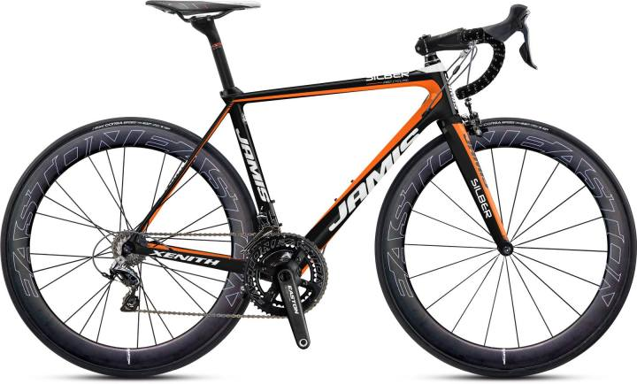 2017-jamis-xenith-pro-orange-black-dura-ace-silber-race-team